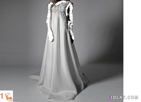 فساتين زفاف 2021  - فساتين زفاف 2021  رونالدعبد الله لصيف وربيع