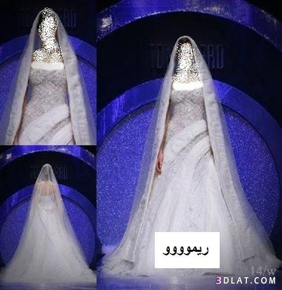 فساتين زفاف 2021  اخر موديل - فساتين زفاف 2021  جديدة