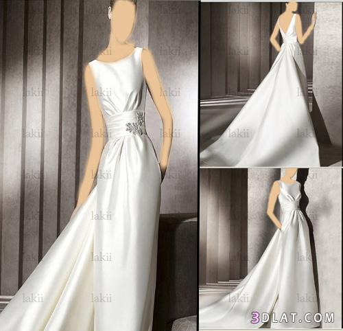 فساتين زفــــاف لسنة  فساتين عرس زفاف 2021  رائعة وجذابة