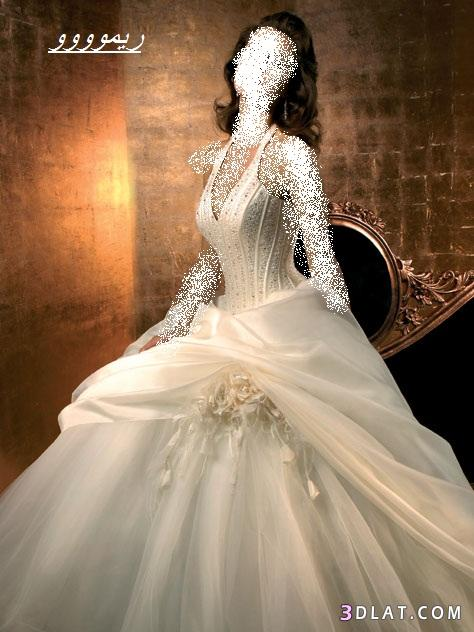فساتين زفاف جديدة - فساتين زفاف 2021 - فساتين زفاف مميزه