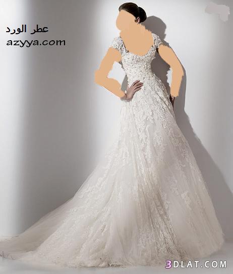 فساتين زفاف 2021  جديدة فساتين للزفاف حلوة