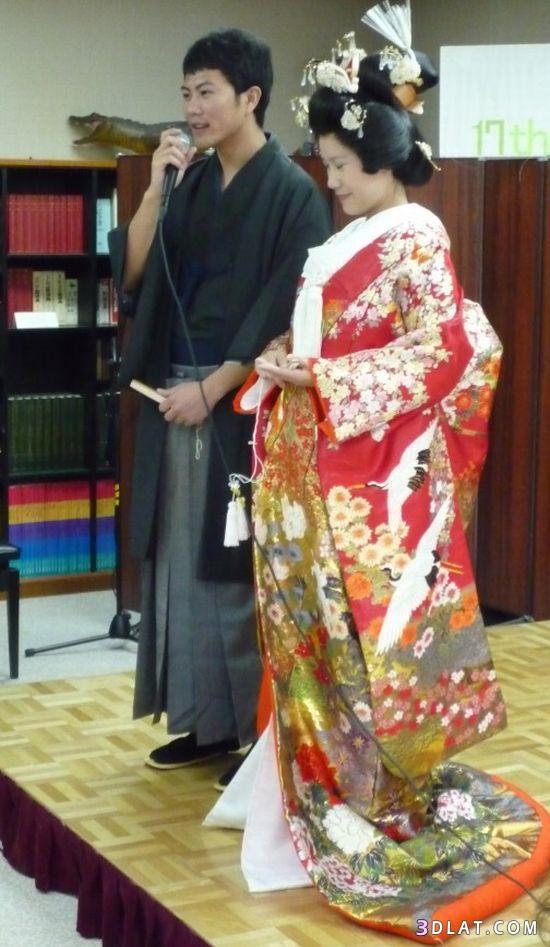 الزواج باليابان   تقرير ممصل