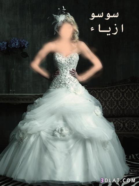 فساتين زفاف 2021  ,فساتين افراح فساتين انيقه فساتين للزفاف