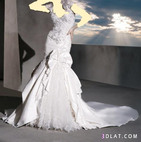 فساتين زفاف 2021  مميزه جداااا
