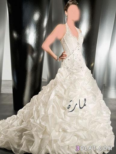 فساتين زفاف جميلة-فساتين افراح2019