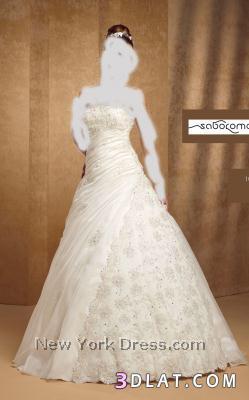 اكبر تشكيله فساتين زفاف 2021  لعرائس الجزائر وبس