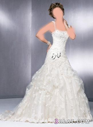 فساتين زفاف جميلة-فساتين افراح 2021 *2*