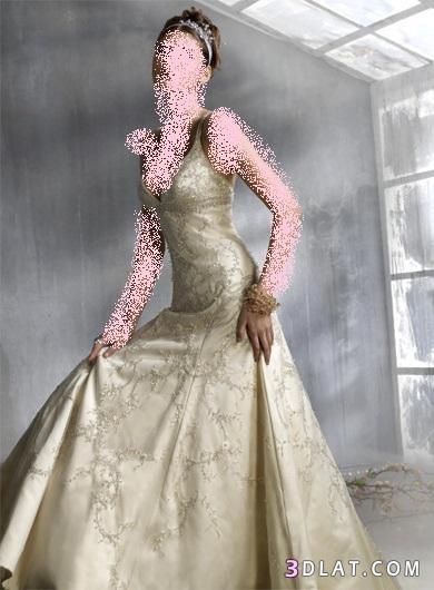 فساتين زفاف 2021   - فساتين زواج - فساتين اعراس جديده -فساتين زفاف 2021  روعه