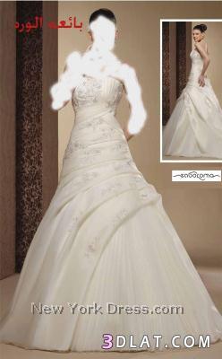 فساتين زفاف ,فساتين افراح , مشاركتى فى المسابقه