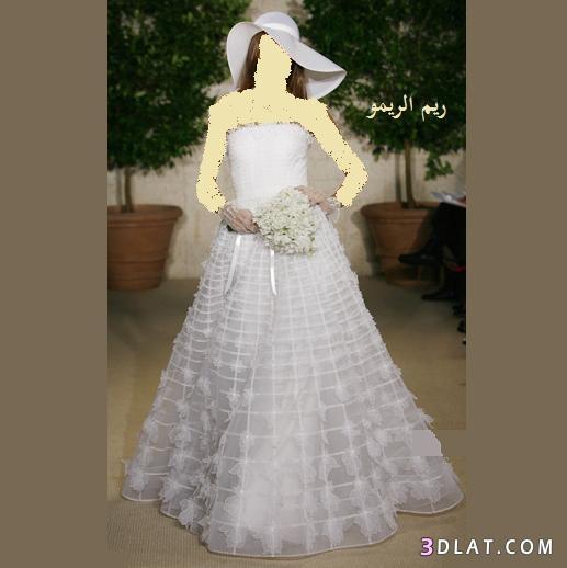 فساتين زفاف عروسة لآشهر المصممن بلبنان وفرنسا {مشاركتي بالمسابقة }