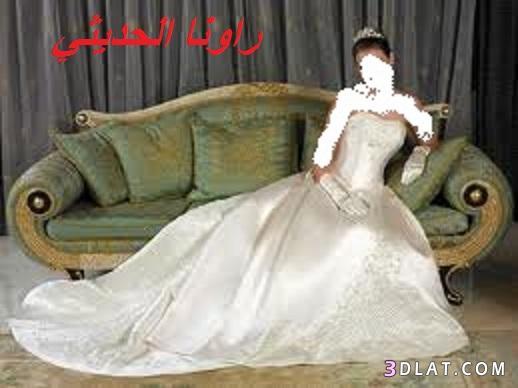 فساتين زفاف 2021  رائعه ,فساتين افراح رائعه