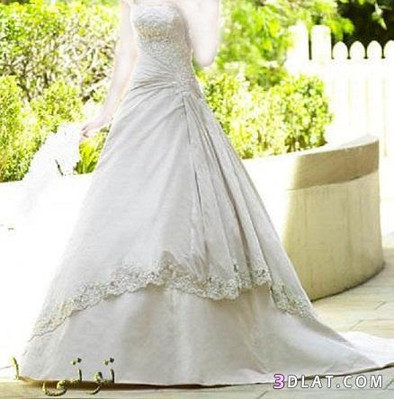 فساتين زفاف على ذوقى (مشاركتى فى المسابقة )