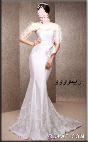 فساتين زفاف - فساتين افراح - مديلات فساتين فرح (المسابقه)2019