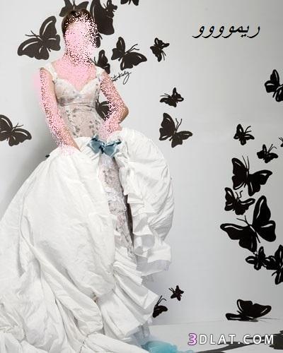 فساتين فرح - فساتين زفاف جديده 2021