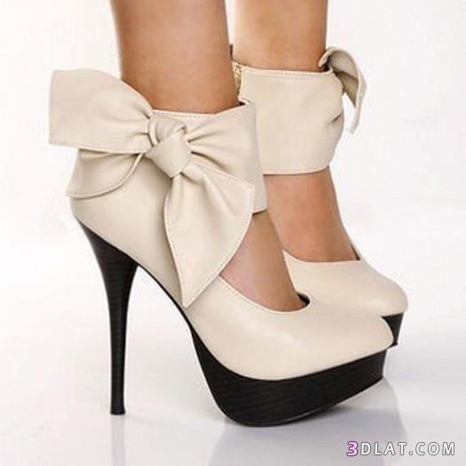 fd0855fac5961 احذية كعب عالي 2020 للعروس ..اجمل احذية للعروس 1 - حسناء