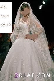 فستاين عرس زفاف 2021  للمحجبات