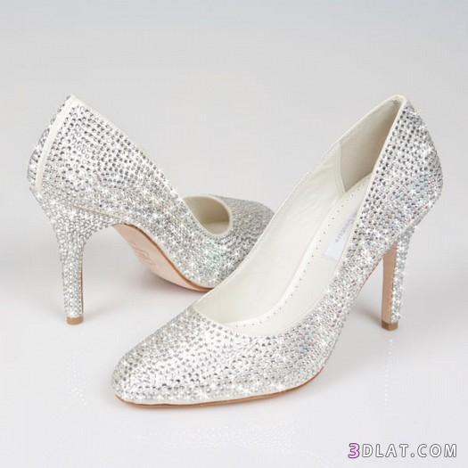 90fae6a4b أحذية عرايس 2020 -افخم احذية للعرايس-احذية روعة - حسناء