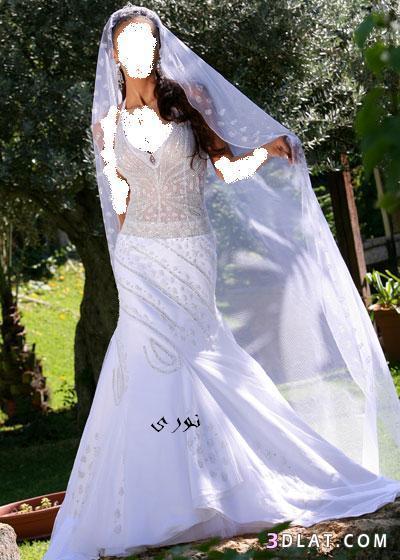 احلى فساتين زفاف مع نورى _فساتين زفاف 2021 2021