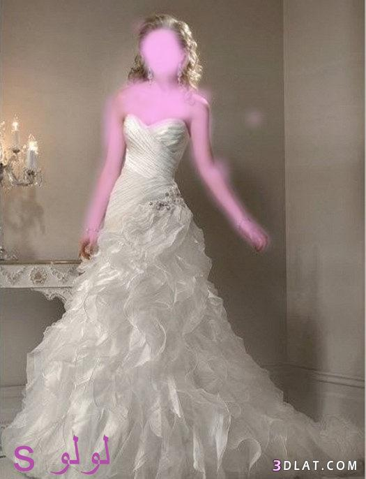 فساتين زفاف من لولو s (مشاركتى فى المسابقة)