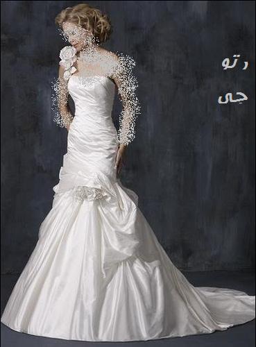 فساتين زفاف أنيقة جدا