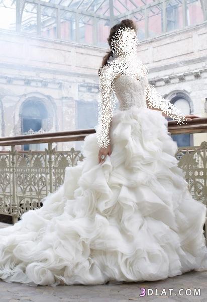 فساتين زفاف , فساتين افراح رائعه , فساتين زفاف