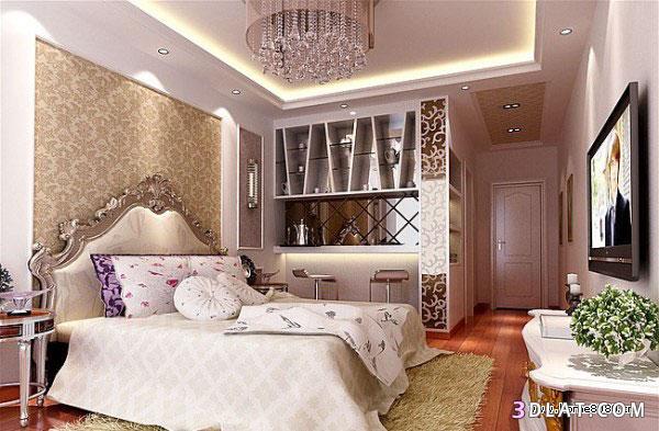 غرف نوم فخمه ديكورات غرف نوم فخمة ديكورات غرف نوم جديدة   لافالانتينا