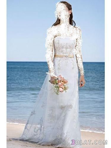 فساتين زفاف 2021  رقيقه جدا