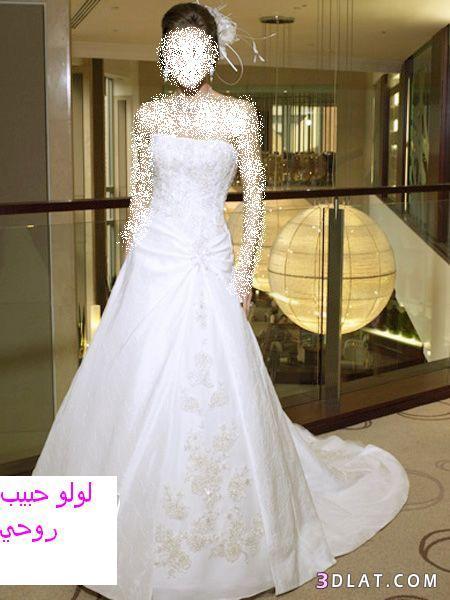 فساتين زفاف 2021  فساتين افراح انيقة من لولو