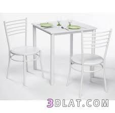 طاولات طعام بسيطه ،ديكورات لطاولات طعام