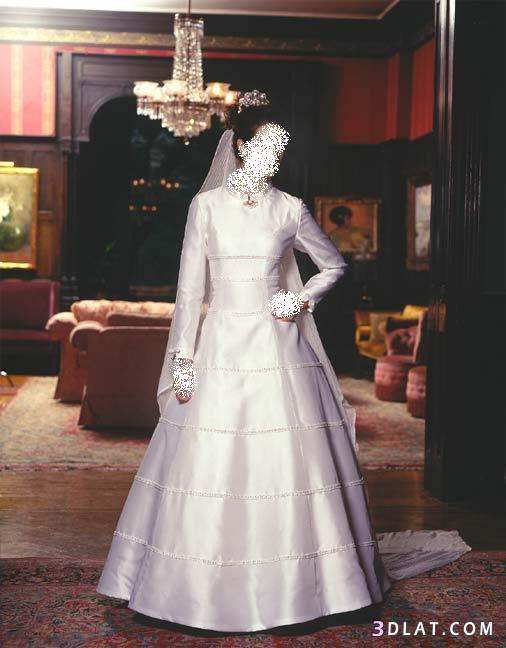 فساتين زفاف لعدولتي
