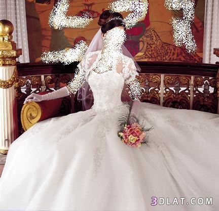 احلي فساتين زفاف 2021