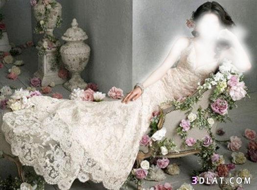 فساتين زفاف 2021  للمصممة عائشة المهيرى