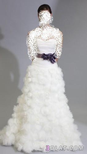 فساتين زفاف 2021  تجنن