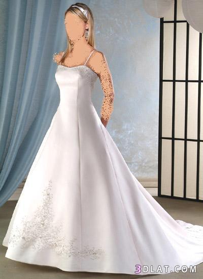 فساتين زفاف 2021  فى قمة الروعة