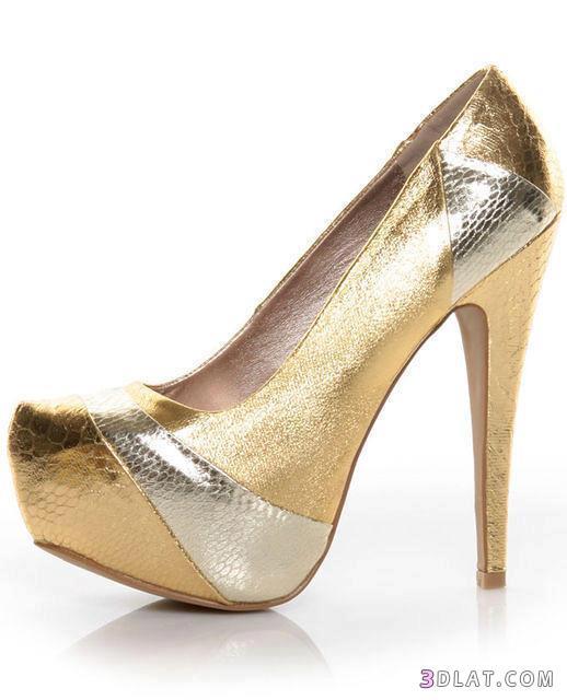 b258696a2 اجمل كولكشن احذية نسائية كعب عالى مميزة - شروق ملكة زمانى