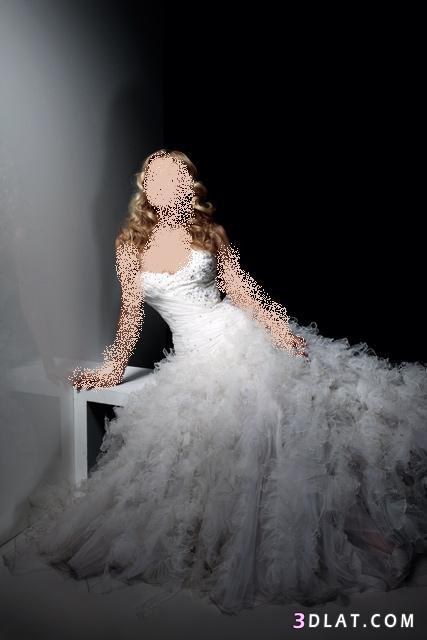 فساتين زفاف 2021  روعة