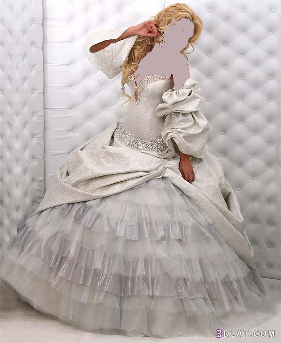 فساتين زفاف 2021  .................