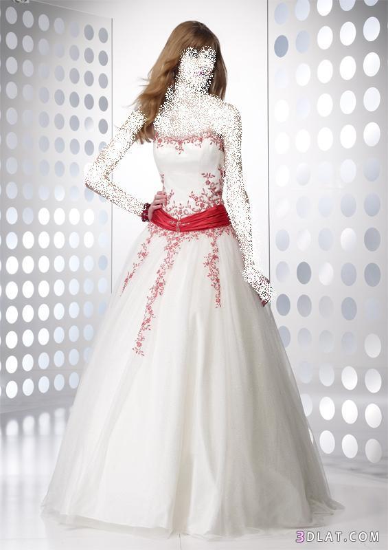 احلى فساتين زواج 2021  من بائعه الورد