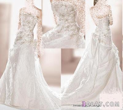 فستان زفافك ياعروسة