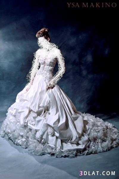 فساتين زفاف روعه,فساتين افراح جميله,فساتين زفاف