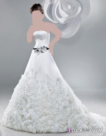 """فساتين زفاف روعة 2021""""صور مطموسة"""""""
