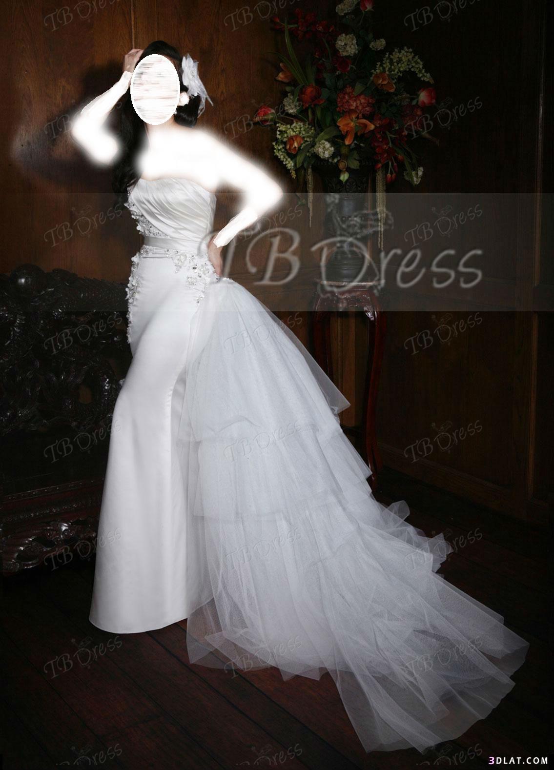 فساتين عروس - فساتين للزفاف - فساتين فرح جميلة