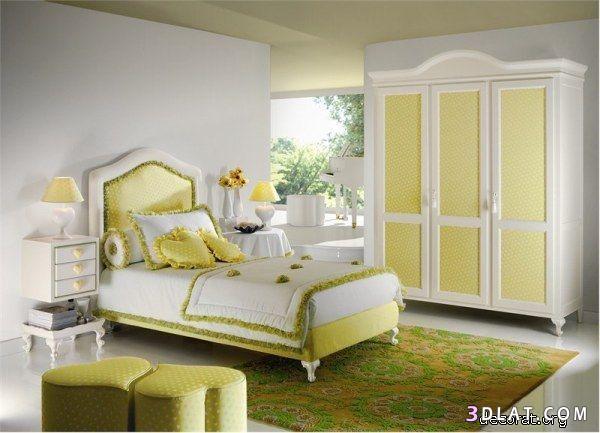 غرف نوم مفردة،غرف نوم بسرير مفرد رووعه   ريموووو