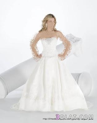 فساتين زفاف 2021  فساتين افراح