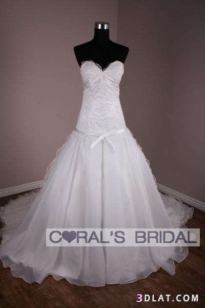 فساتين زفاف للعروس - فساتين افراح للعرائس 3
