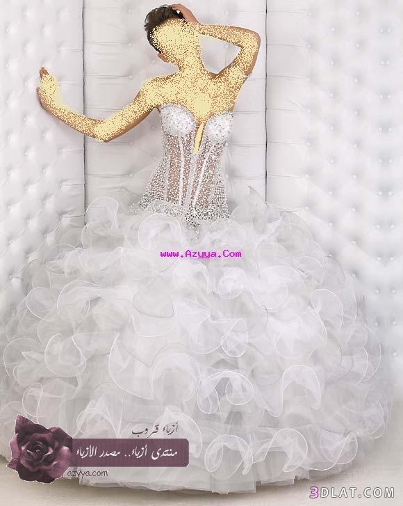 فساتين زفاف 2021  من دودو