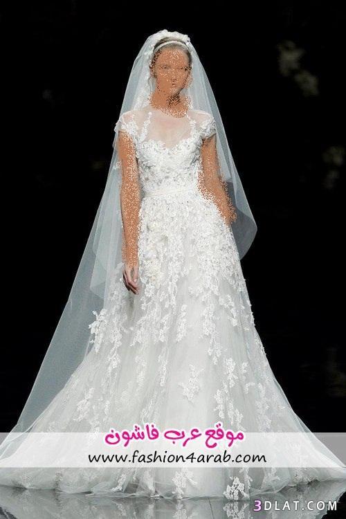 فساتين زفاف جديده 2021 فساتين زفاف انيقه بسيطه بتصميمات مميزه 2021