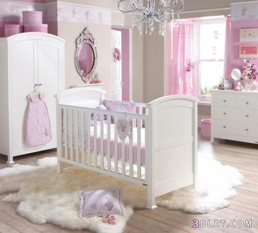 غرف نوم اطفالغرف نوم مواليد..Baby room decoration   الملكة نفرتيتي