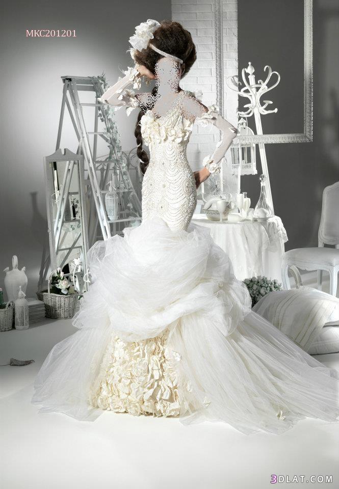 فساتين زفاف فساتين عرس فساتين زواج 2021 فساتين افراح جديدة