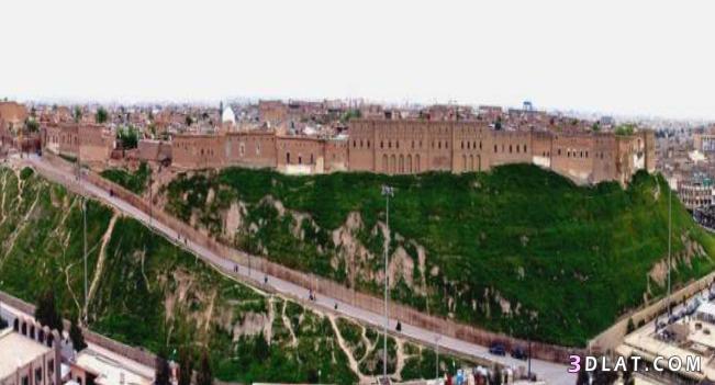 أربيل.. «فردوس العراق»